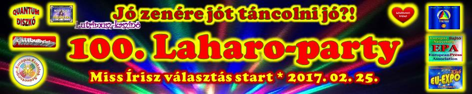 100. Laharo-party
