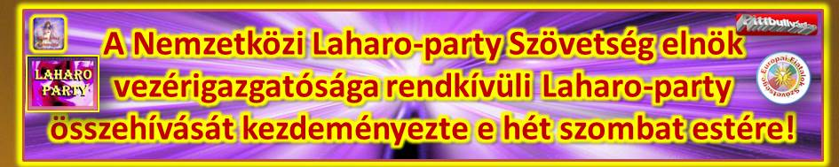 Laharo-party - 2017-07-22